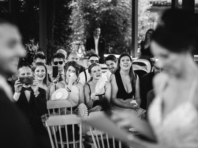 Il matrimonio di Omar e Elisa a Brescia, Brescia 16