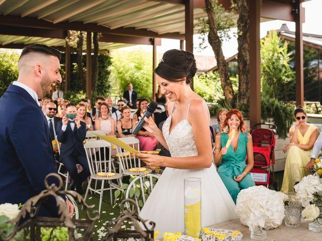 Il matrimonio di Omar e Elisa a Brescia, Brescia 17