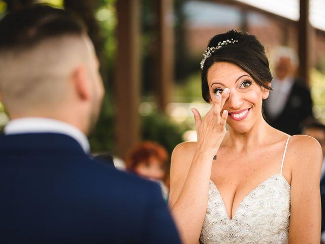 Il matrimonio di Omar e Elisa a Brescia, Brescia 18