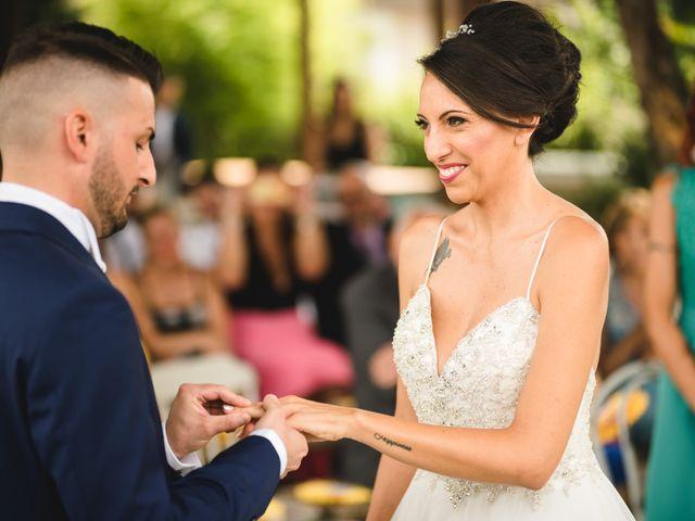 Il matrimonio di Omar e Elisa a Brescia, Brescia 19