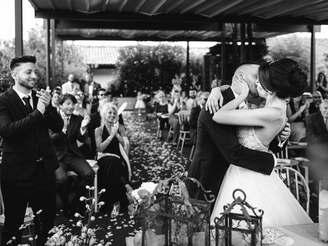 Il matrimonio di Omar e Elisa a Brescia, Brescia 20