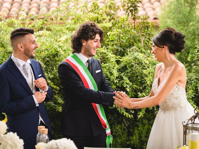 Il matrimonio di Omar e Elisa a Brescia, Brescia 21