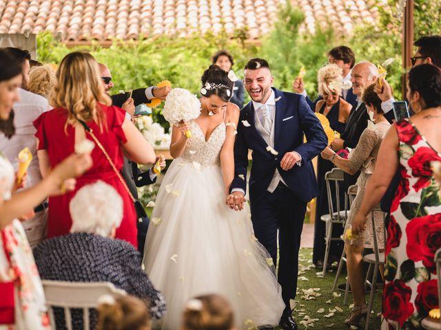 Il matrimonio di Omar e Elisa a Brescia, Brescia 22