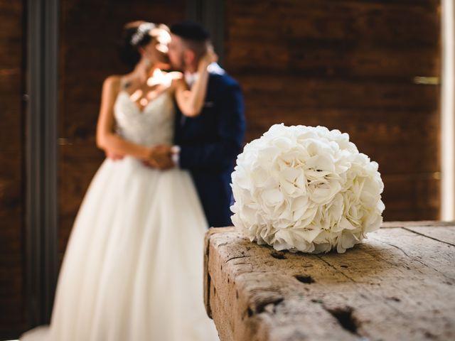 Il matrimonio di Omar e Elisa a Brescia, Brescia 33