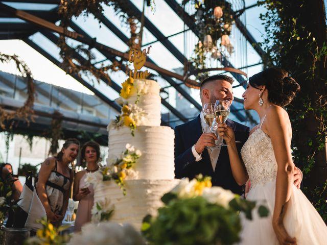 Il matrimonio di Omar e Elisa a Brescia, Brescia 35