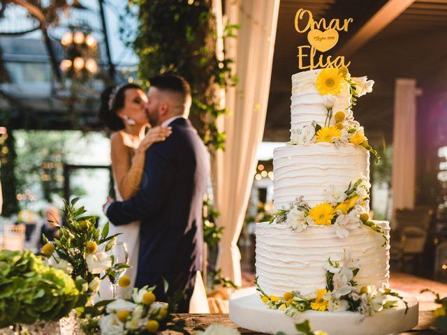 Il matrimonio di Omar e Elisa a Brescia, Brescia 37