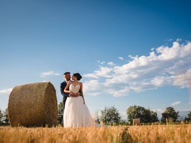 Il matrimonio di Omar e Elisa a Brescia, Brescia 44