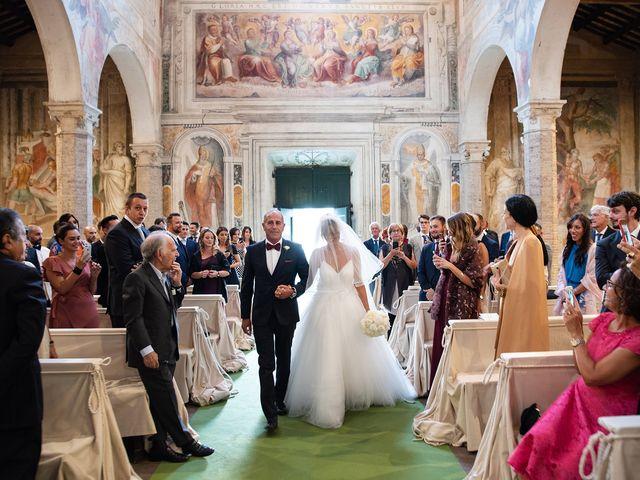 Il matrimonio di Lavinia e Marco a Roma, Roma 11