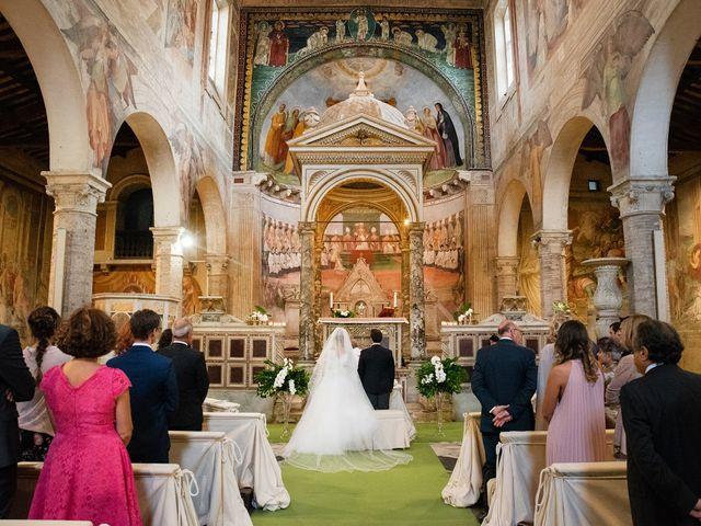 Il matrimonio di Lavinia e Marco a Roma, Roma 12