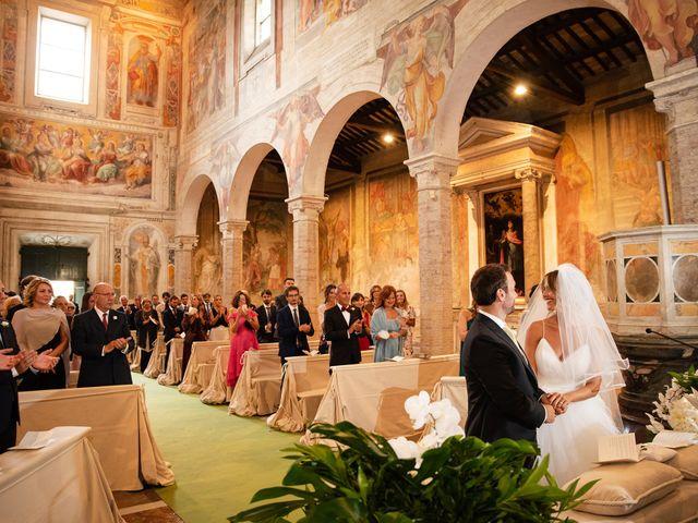Il matrimonio di Lavinia e Marco a Roma, Roma 13
