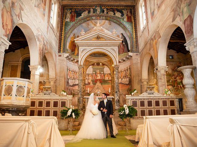 Il matrimonio di Lavinia e Marco a Roma, Roma 15