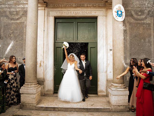 Il matrimonio di Lavinia e Marco a Roma, Roma 16