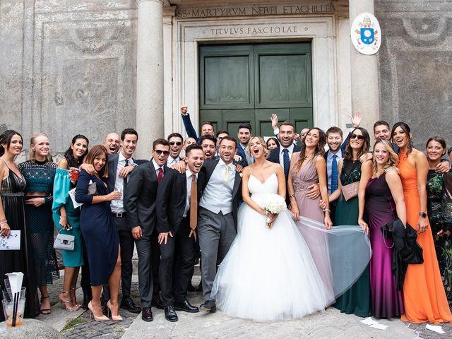 Il matrimonio di Lavinia e Marco a Roma, Roma 17