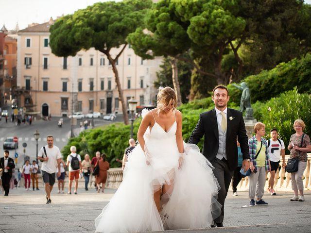 Il matrimonio di Lavinia e Marco a Roma, Roma 18
