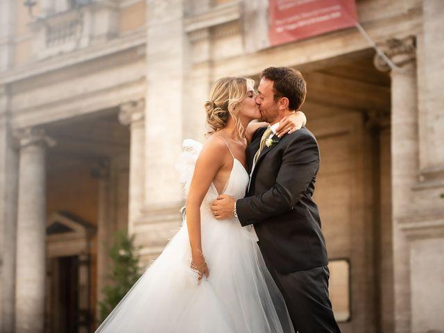 Il matrimonio di Lavinia e Marco a Roma, Roma 20