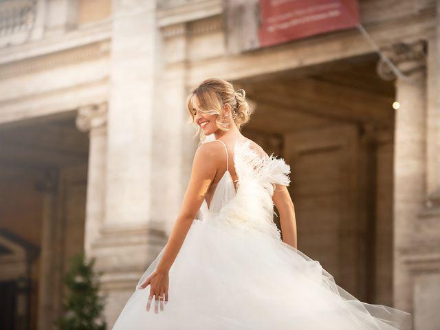 Il matrimonio di Lavinia e Marco a Roma, Roma 21