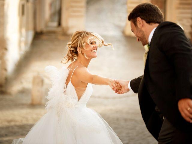 Il matrimonio di Lavinia e Marco a Roma, Roma 23