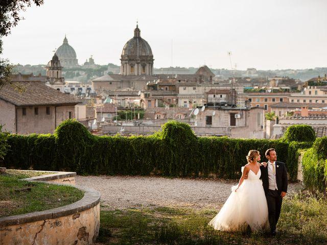 Il matrimonio di Lavinia e Marco a Roma, Roma 26