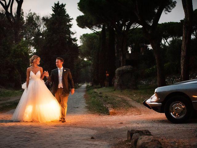 Il matrimonio di Lavinia e Marco a Roma, Roma 29