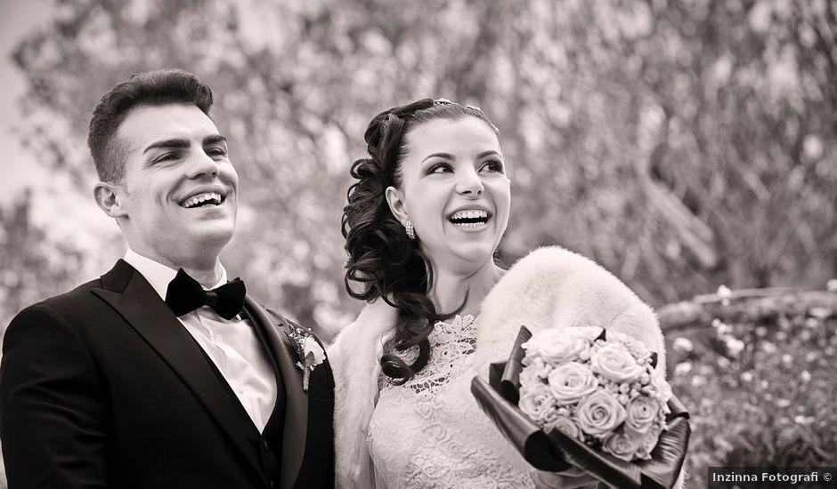 Il matrimonio di Tommaso e Grazia Maria a Santa Caterina Villarmosa, Caltanissetta