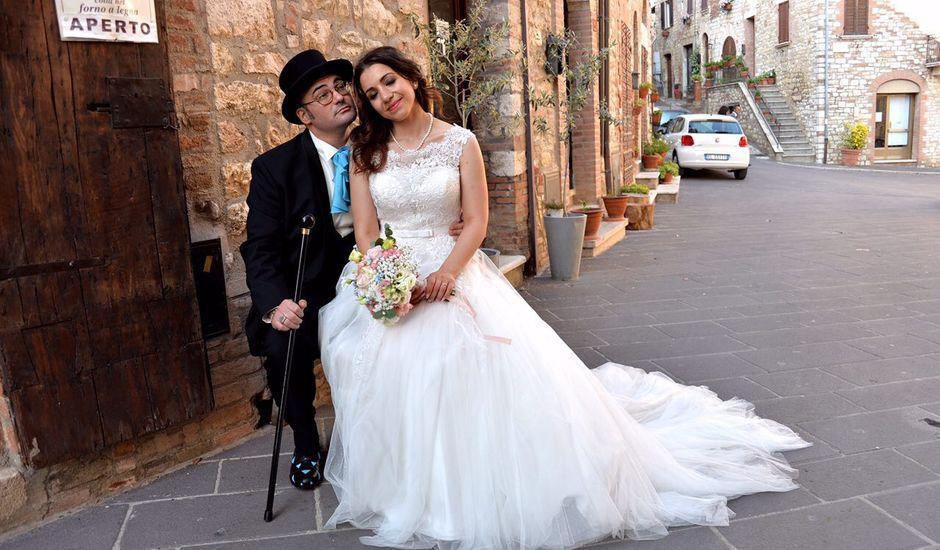 Il matrimonio di Noemi  e Gionatan a Perugia, Perugia