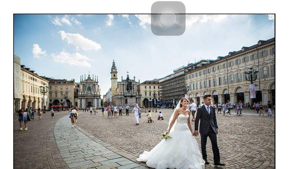 Il matrimonio di Daniele e Marzia a Pinerolo, Torino