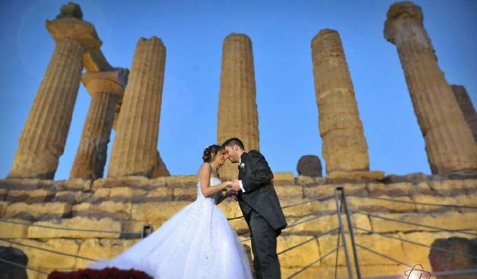 Il matrimonio di Danilo e Vincenza a Casteltermini, Agrigento
