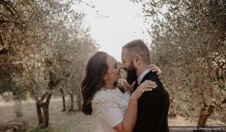 Il matrimonio di James e Renee a Siena, Siena
