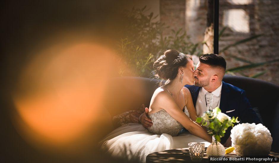 Il matrimonio di Omar e Elisa a Brescia, Brescia