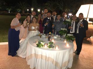 Le nozze di Jessica e Giuseppe 1