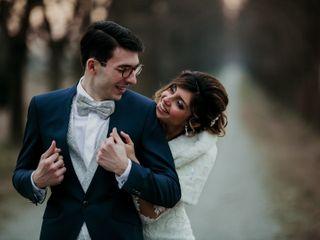 Le nozze di Aurora e Christian