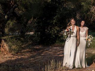 Le nozze di Selene e Marina