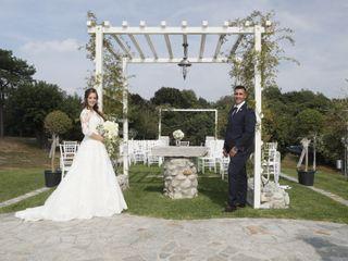 Le nozze di Vanessa  e Alessio