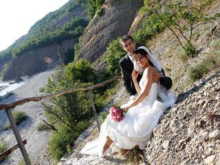 Le nozze di Deborah e Marco