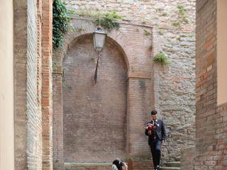 Le nozze di Giulio e Sara