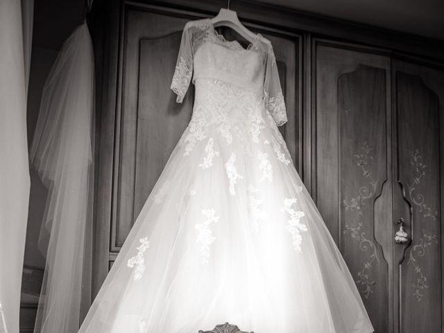 Il matrimonio di Matteo e Elena a Montelupo Fiorentino, Firenze 14