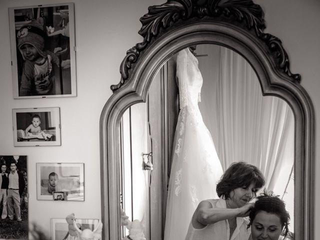 Il matrimonio di Matteo e Elena a Montelupo Fiorentino, Firenze 17