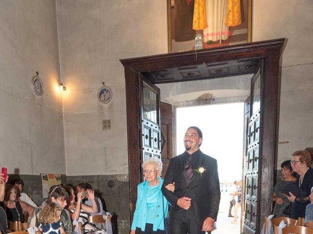 Il matrimonio di Matteo e Elena a Montelupo Fiorentino, Firenze 33