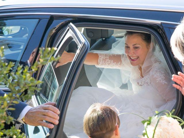 Il matrimonio di Matteo e Elena a Montelupo Fiorentino, Firenze 37