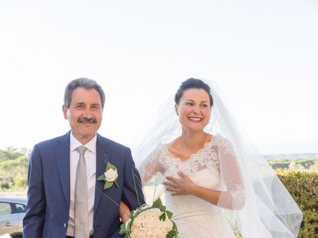 Il matrimonio di Matteo e Elena a Montelupo Fiorentino, Firenze 38