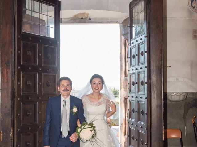 Il matrimonio di Matteo e Elena a Montelupo Fiorentino, Firenze 39