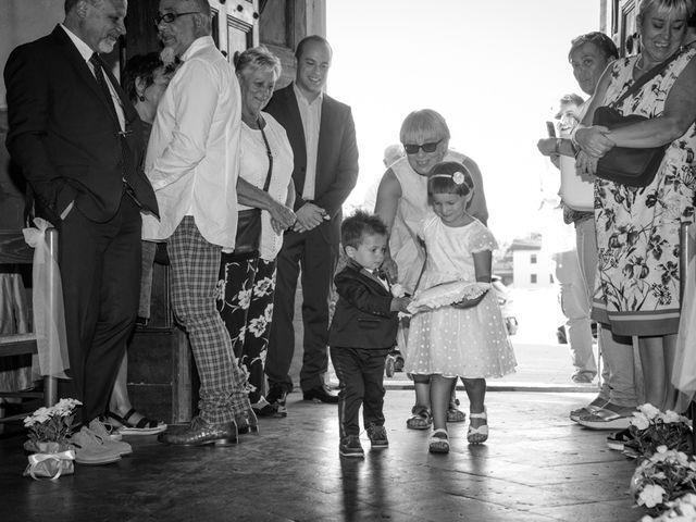 Il matrimonio di Matteo e Elena a Montelupo Fiorentino, Firenze 40