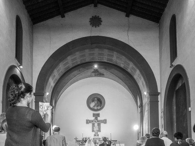 Il matrimonio di Matteo e Elena a Montelupo Fiorentino, Firenze 41