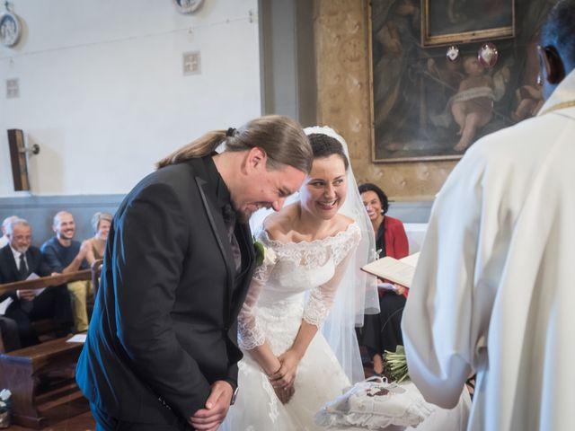 Il matrimonio di Matteo e Elena a Montelupo Fiorentino, Firenze 42