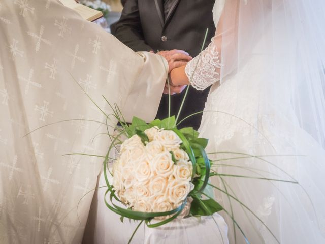 Il matrimonio di Matteo e Elena a Montelupo Fiorentino, Firenze 43