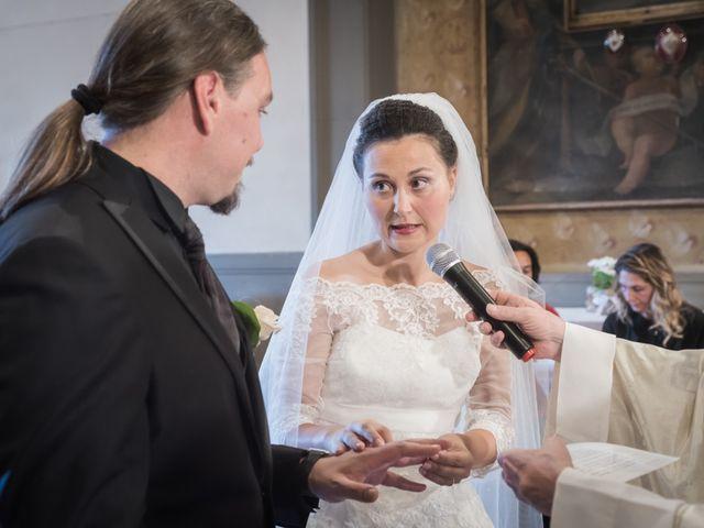 Il matrimonio di Matteo e Elena a Montelupo Fiorentino, Firenze 45