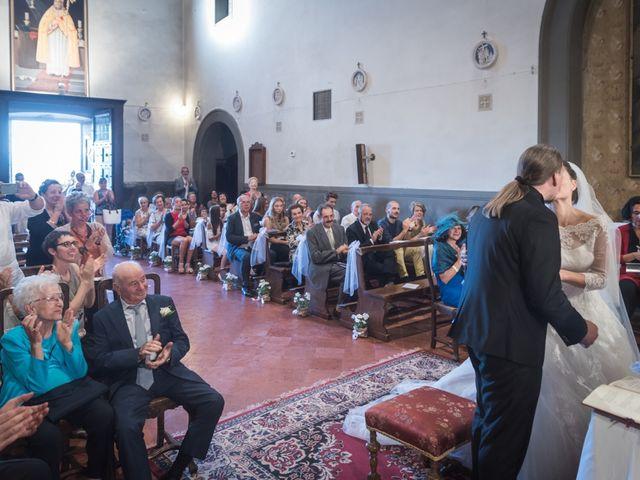 Il matrimonio di Matteo e Elena a Montelupo Fiorentino, Firenze 46