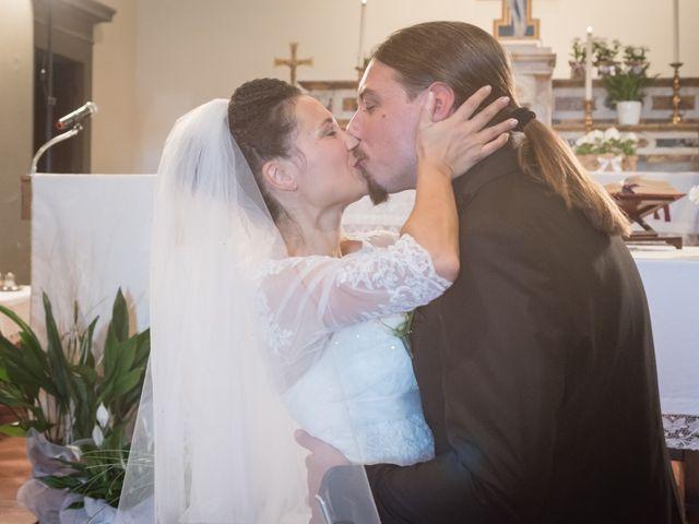 Il matrimonio di Matteo e Elena a Montelupo Fiorentino, Firenze 56