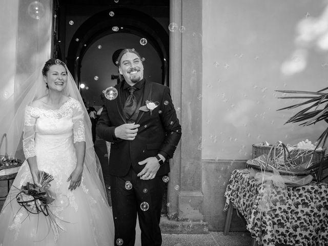 Il matrimonio di Matteo e Elena a Montelupo Fiorentino, Firenze 58
