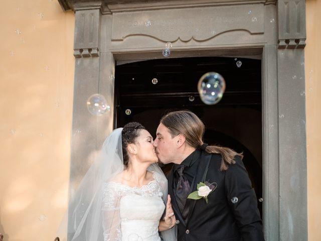 Il matrimonio di Matteo e Elena a Montelupo Fiorentino, Firenze 59